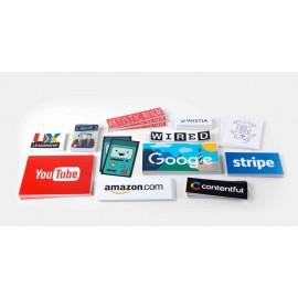 Stickers drukken - snel en goedkoop