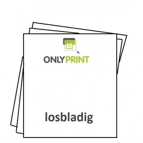 Flyers - Folders - Losbladig