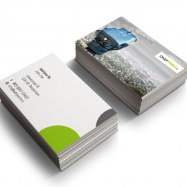 Businesscards - visitekaartjes