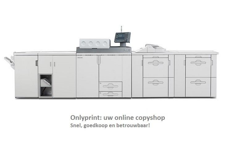 Sneller en goedkoper digitaal drukken bij onlyprint